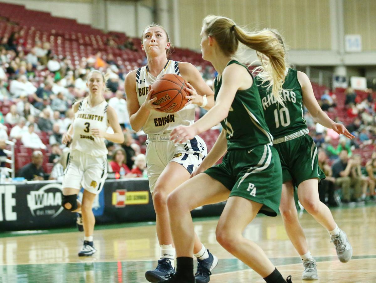 Burlington-Edison Girls Basketball