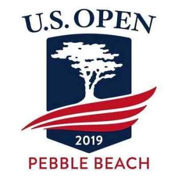 2019 us open logo