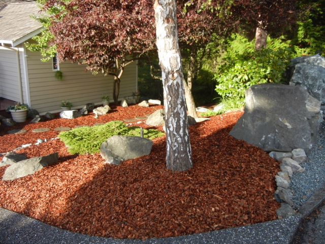 Ask The Master Gardener More On Mulch Home And Garden