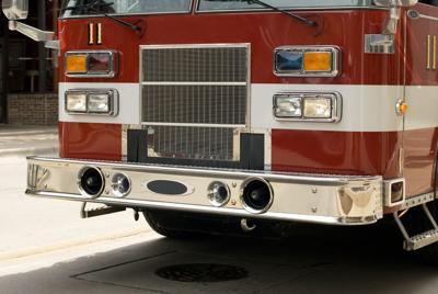 fire truck shutterstock