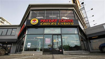 New payday lending law in effect