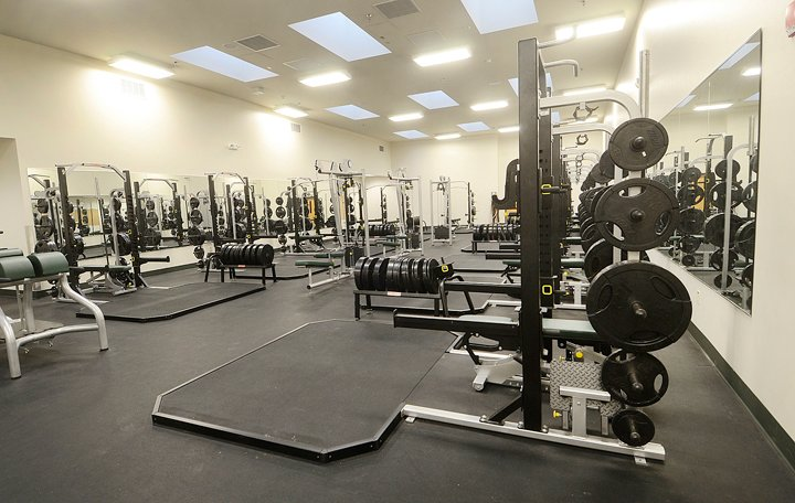 Mount Vernon High School Gymnasium Remodel Sports