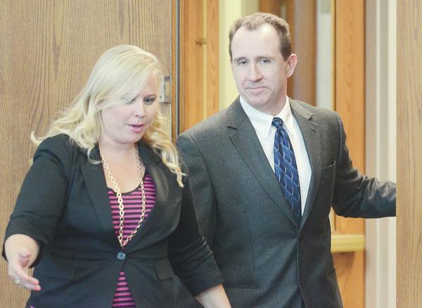 Witness testimony begins in Williams trial
