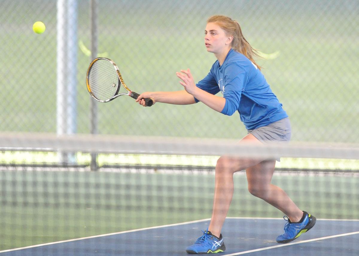 Bi-District 2A Tennis