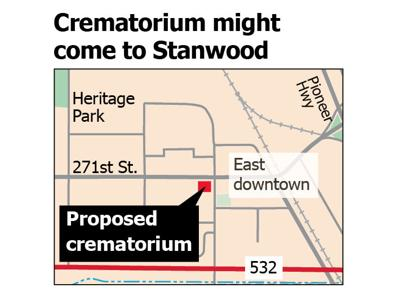 Crematorium might come to Stanwood