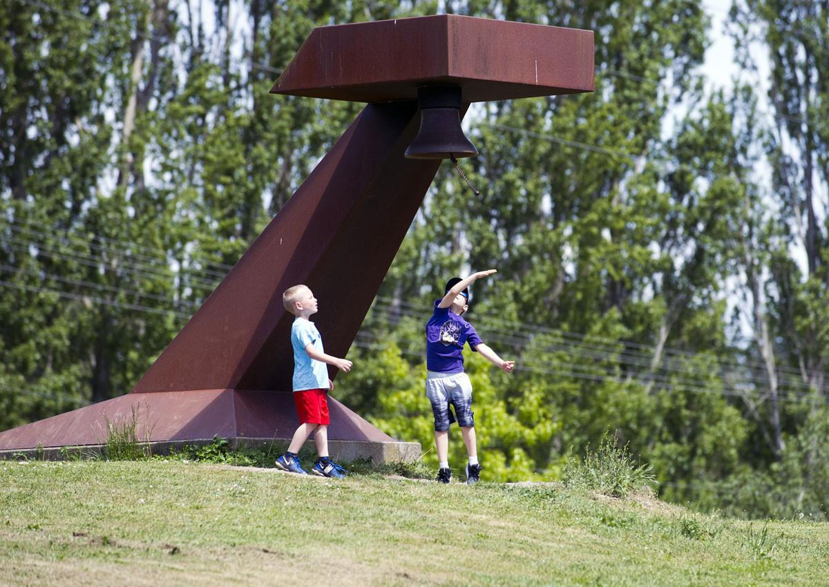 Freedom Park & Rotary Adventure Playground, 5.19.19