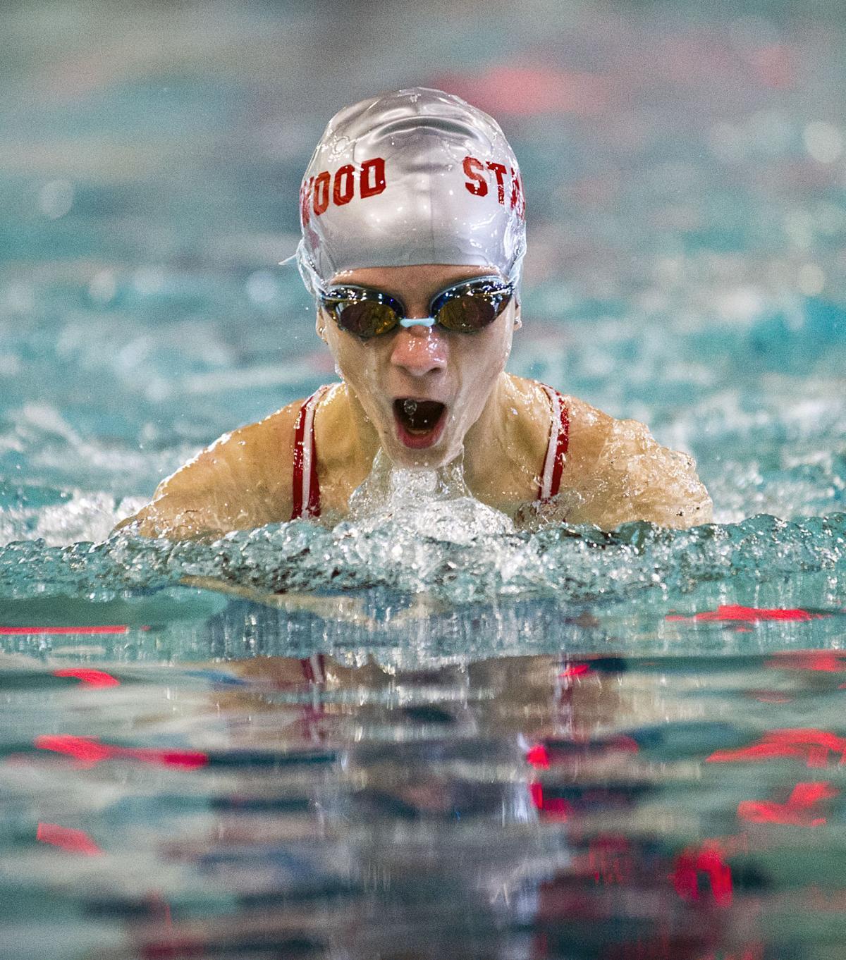 Stanwood girls swim, 9.28.21