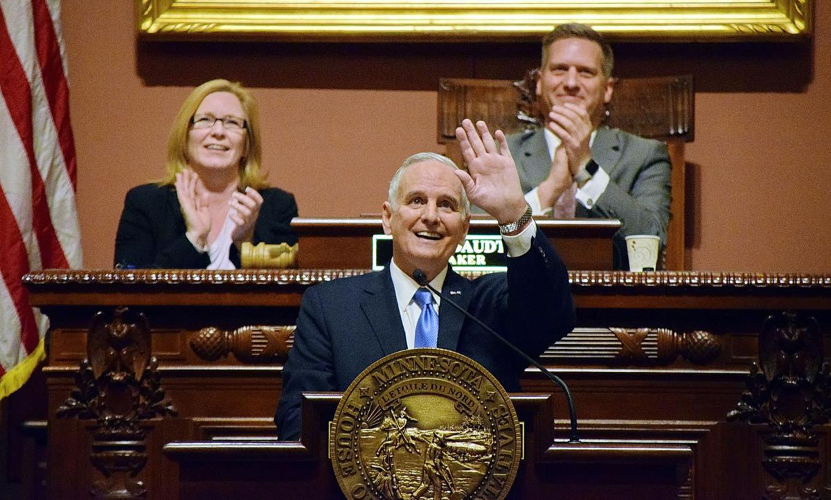 Dayton delivers  State of State