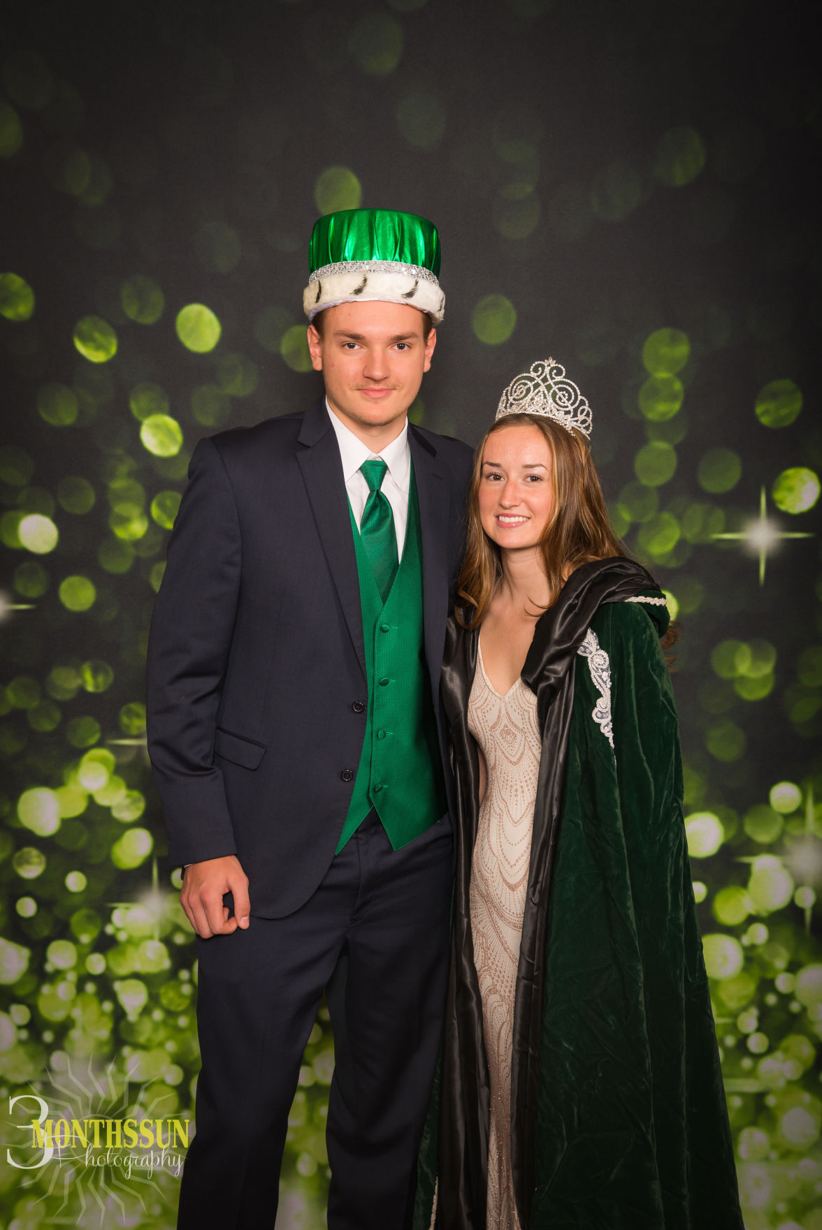 Greenway King and Queen
