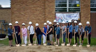 Ground broken on Cohasset project