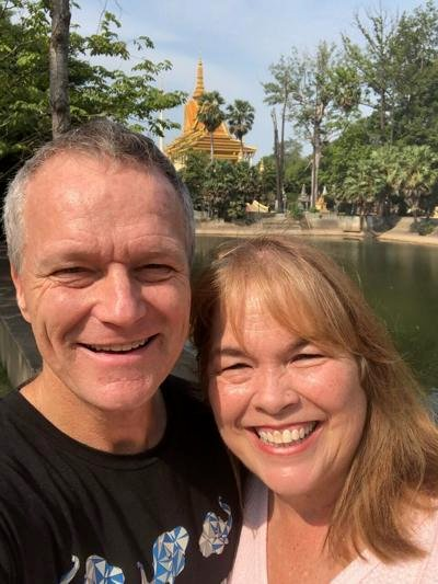 Local doctor, wife to complete mission trip