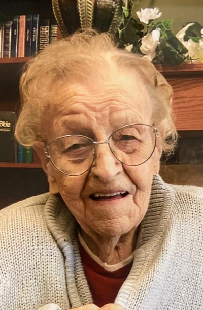 Toini Johanna Firman 1915 - 2021