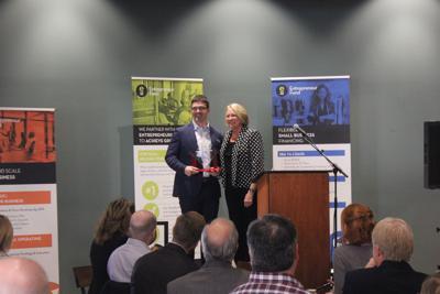 SBA awards Entrepreneur Fund