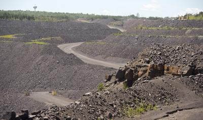 Iron Range endowed with more than enough ore