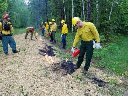 Minnesota Wildfire Academy