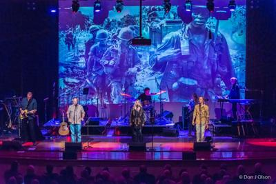 Vietnam music era show 'What's Going On?' set for Saturday in Grand Rapids Special BOGO tickets for all veterans available for their Reif performance