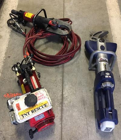 Used Trucks Mn >> Cohasset's new Jaws of Life tools are made to cut through ...