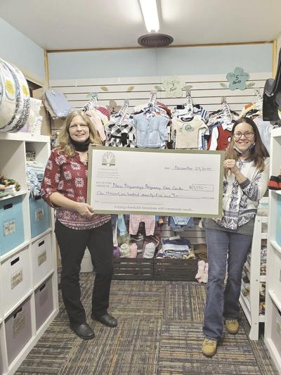 Grant awarded for New Beginnings' Boutique in Deer River
