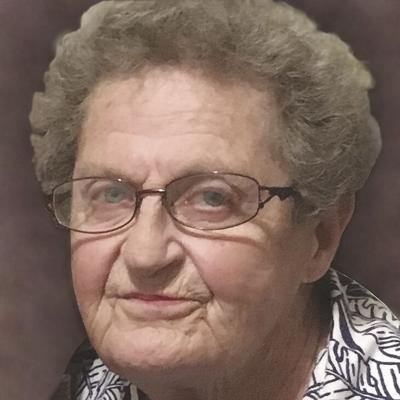 Sally Ann Christenson (Rundquist) 1939- 2021