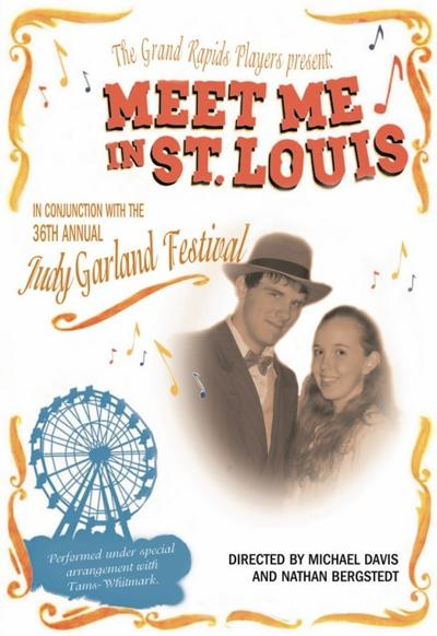 Meet Me In St  Louis | Scene And Screen | grandrapidsmn com
