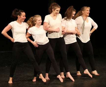 Itasca Community College variety show