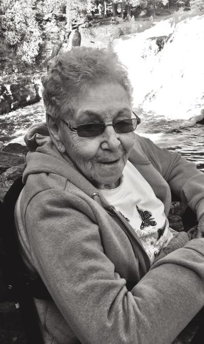 Dorothy Evelyn Scherf