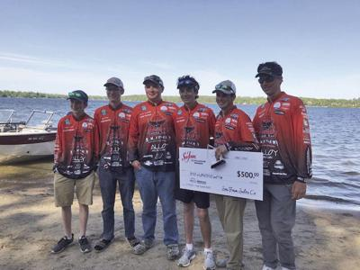 T'hawks fishing team