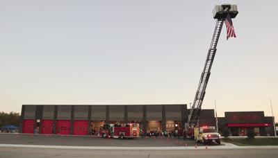 Fire Department holds open house