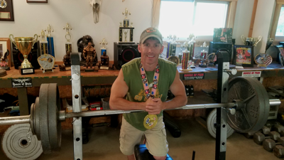 Ten Years Later Scheldrup Continues To Break Records Sports