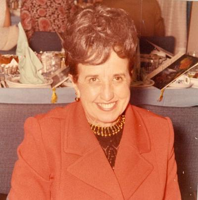 Ramona Verna Syverson 1916 - 2021