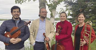 Nordic Folk Tunes concert August 20