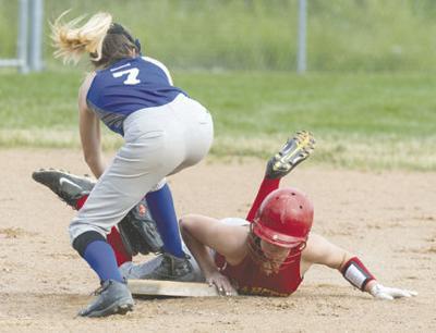 Softball action is heavy on the eastern Iron Range