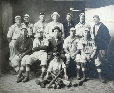 Deer River baseball team ~ 1928