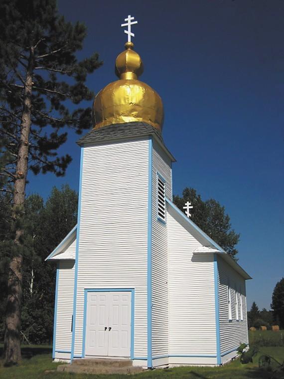 Little Bramble Church