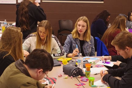 More area high schoolers show interest in teaching