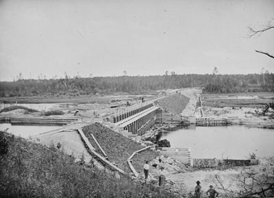 Winnibigoshish Dam 1884