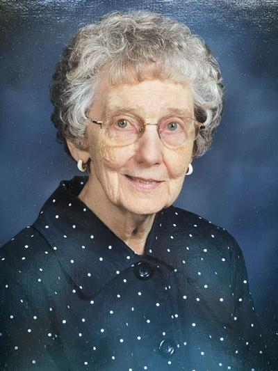 Geraldine Eleanor Synhorst