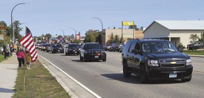 September 11 procession in Grand Rapids