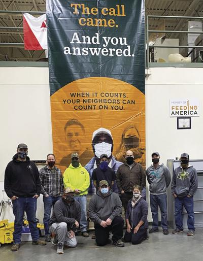 Second Harvest honors COVID-19 Response Team