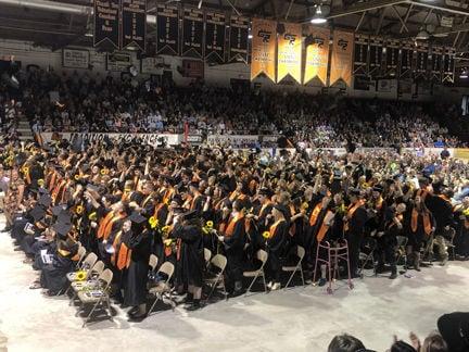 GRHS graduation