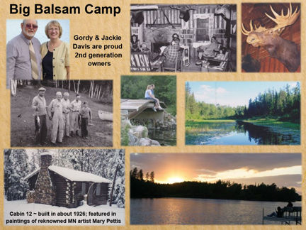 Big Balsam Camp