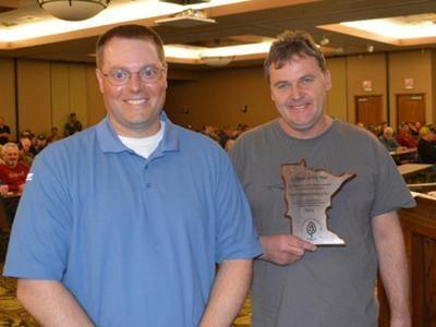Logger of the Year Award