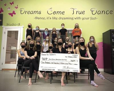 Dreams Come True Dance has the most successful fundraiser show to date