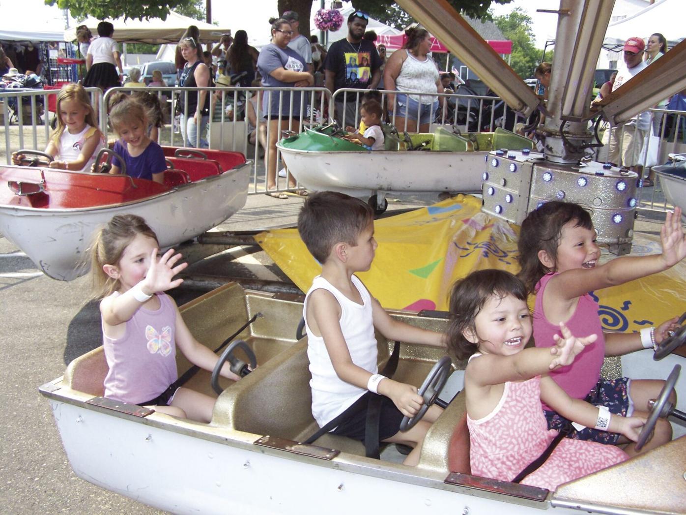 Deer River Wild rice Festival 2021