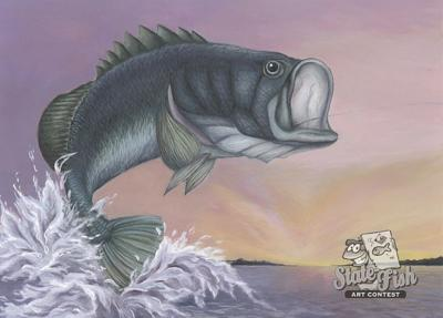 Fish art contest season opens
