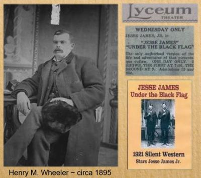 The Jesse James and Younger Gang