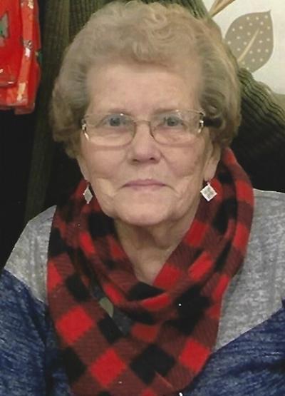 Carol Wood 1934 - 2021