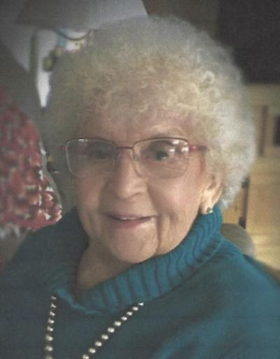 Verna Hellen (Rutanen) Johnson