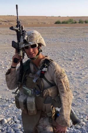 marines infantry assaultman