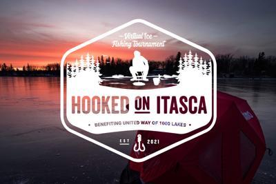 Hooked on Itasca Virtual Ice  Fishing Tournament: Jan. 29 - Feb. 7